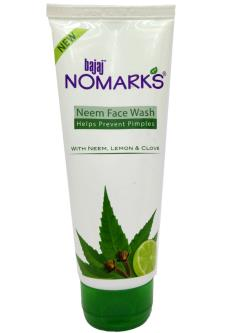 Bajaj Nomarks Neem Face Wash (100gm)