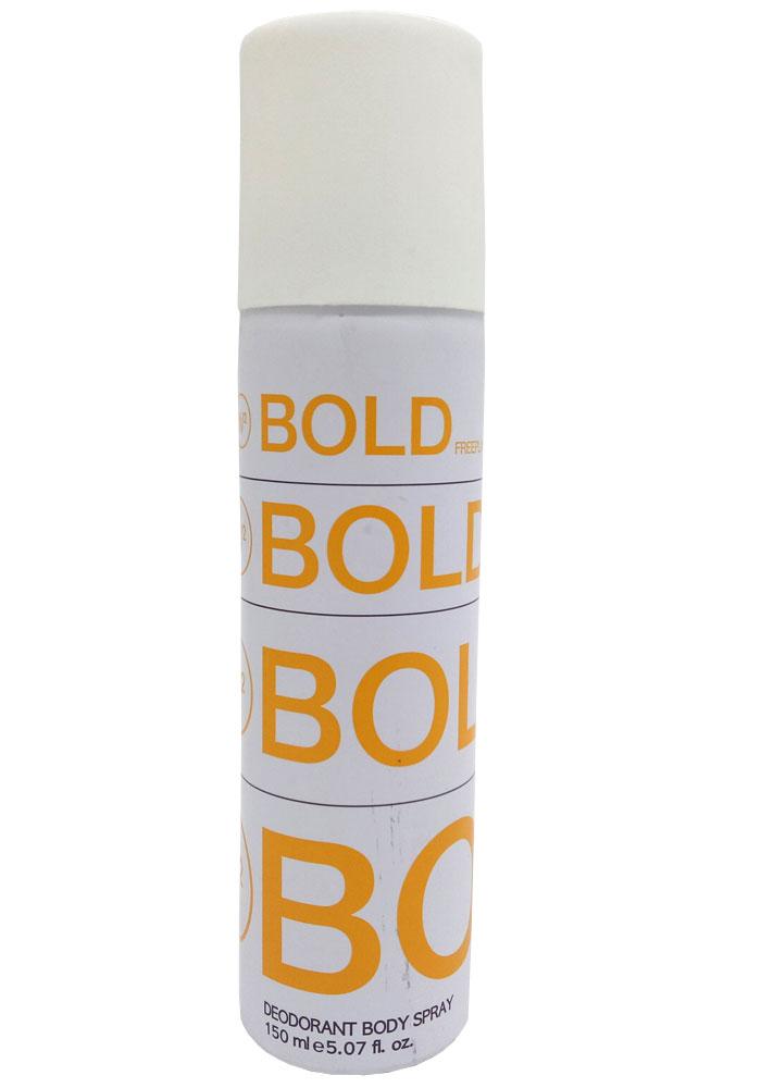 Bold W2 Deodorant Body Spray For Men (150 ML)