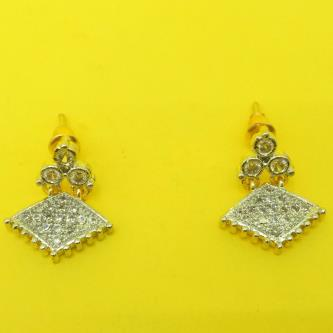Devi Golded Earrings for Women