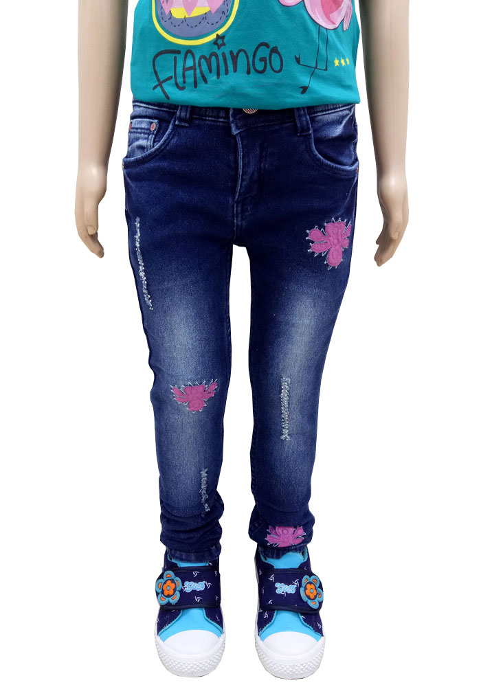 Tensy Jeans For Girls