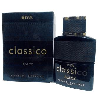 Riya Classico Black Eau De Parfum For Men (100ML)
