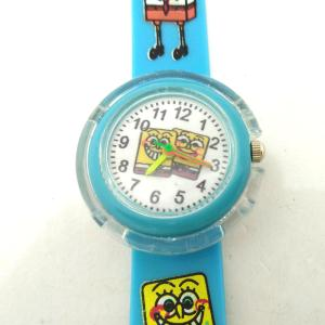 SpongeBob Analog Watch For Boys