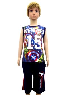 Jeri T-shirt Combo For Boys(7-12 Years)