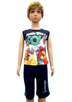 Jeri T-Shirt Combo Set For Kids(2-7 Years)