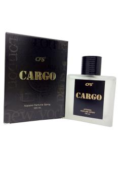 CFS Cargo Black Apparel Perfume Spray For Women & Men (100 ML)