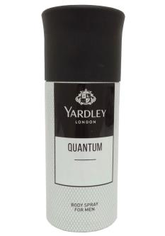 Yardley Quantum Deodorant For Men (150ML)