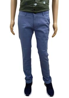 M-Frank Cotton Jeans For Men