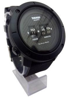 Skmei Drum Analog Watches For Men