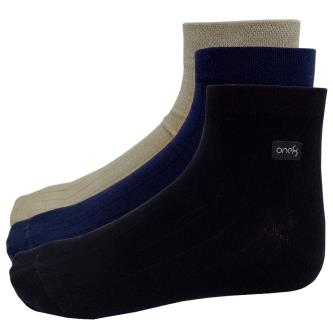 One8 Select By Virat Kohli Mens Socks (Pack Of 3)