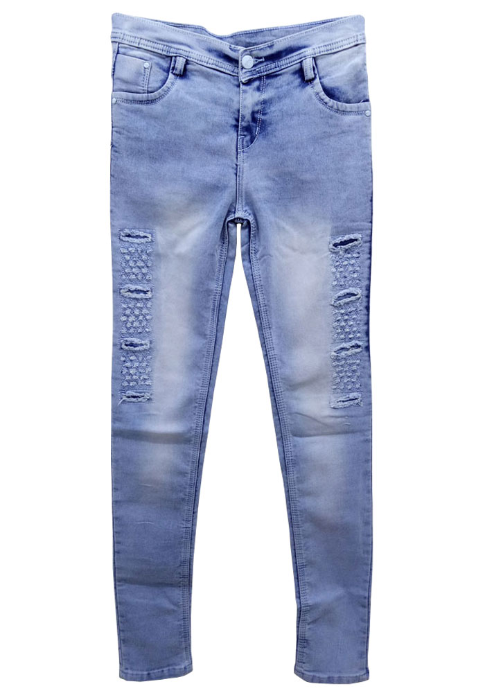 G-Eleven Jeans For Girls