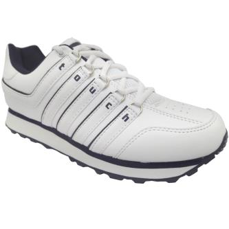 Touch By Lakhani White Sports Shoes For Men