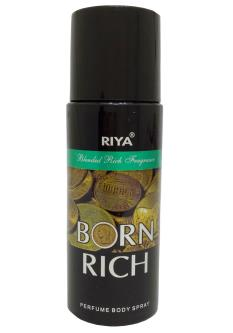 Riya Born Rich Deodorant For Men & Women (150ML)