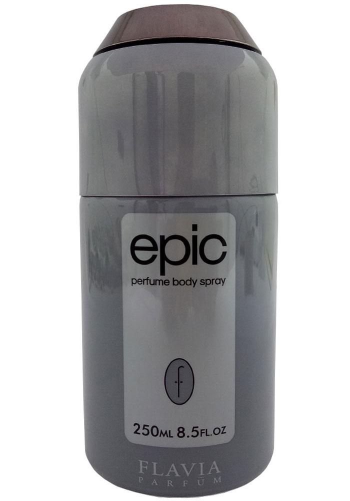 Flavia epic 4 Perfume Body Spray For Men & Women  (250 ML)