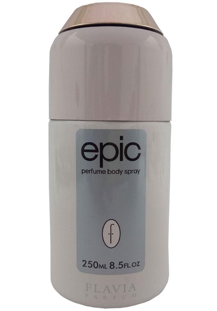 Flavia epic 8 Perfume Body Spray For Men & Women  (250 ML)