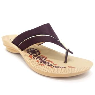 Pu Plus Chappal For Women