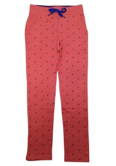 Techfit Printed Track Pants For Girls