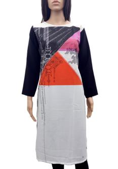 Ayan Georgette Kurti For Womens