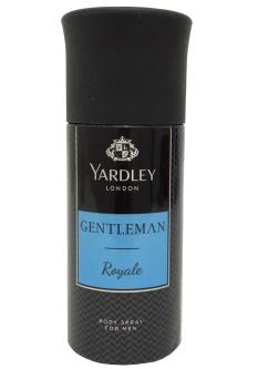 Yardley Gentleman Royale Deodorant For Men (150ML)