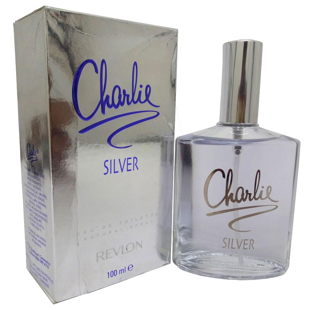 Revlon Charlie Silver Perfume For Women & Men Eau De Toilette  (100 ML)