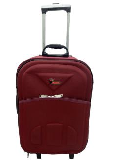 NVS 64 cms With 4 Wheel Suitcases Bag