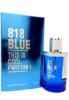 818 Blue Fabric Perfume For Men & Women (100ML)