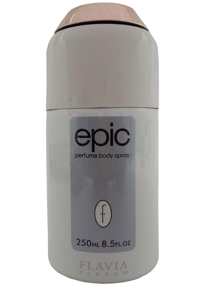 Flavia epic 1 Perfume Body Spray For Men & Women  (250 ML)