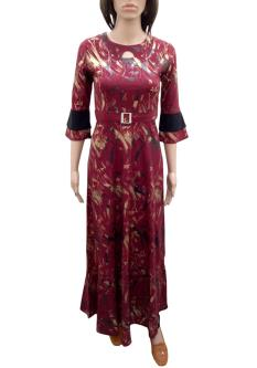 Choko Moko Gown For Women