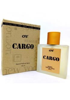 CFS Cargo Khakhi Apparel Perfume Spray For Women & Men (100 ML)