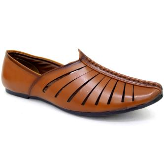 Fiction Handcrafted Mojaris For Men