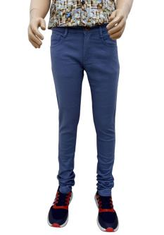 Ahmedabad Platform Cotton Jeans For Boys