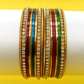 Devi Bangles Set  For Girls