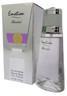 Rasasi Emotion EDP Perfume For Women (50ml)