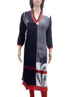 Krrish straight kurti For Women