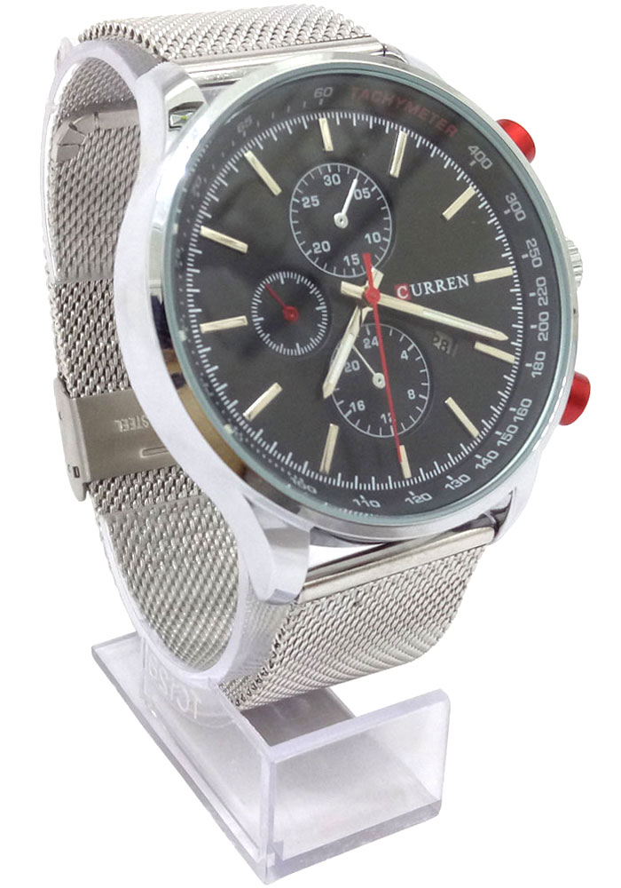 Curre Chronograph Watches For Men