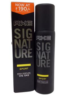 Axe Sport Signature Body Spray For Men(122ml)