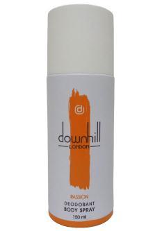 JBJ Downhill London Passion Deodorant Body Spray For Men & Women (150ML)