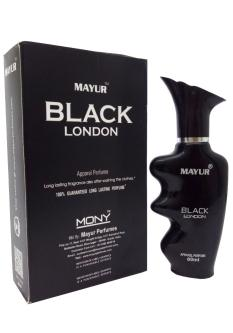 Mayur Black London Apparel Perfume For Men (60ML)