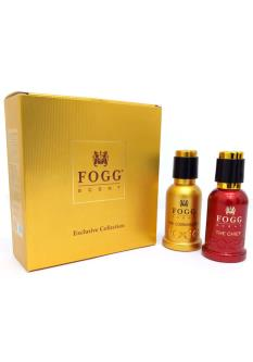 Fogg Scent The Commander & The Chif Combo Set