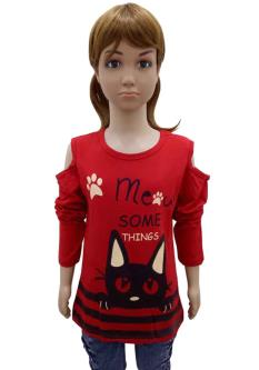 Funky Doll T-Shirts For Girls