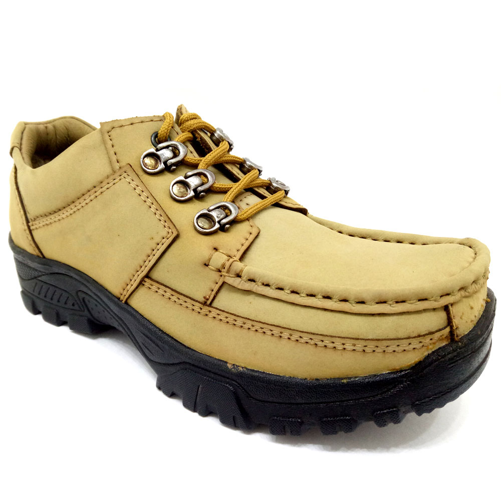 Leather Outdoor Casual Shoes For Men