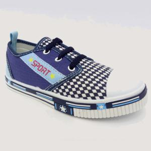 G&D Canvas Lace-ups Casual Shoes For Boys(2-6 Year)