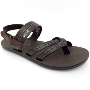 Aerowell Brown Sandal For Men