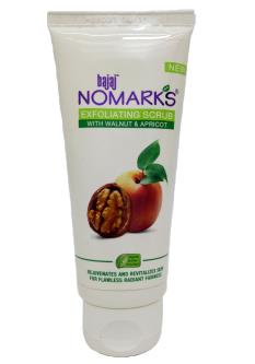 NOMarks Exfoliating Scrub With Walnut & Apricot (50gm)