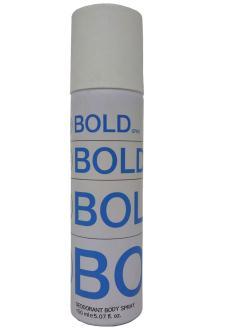 Bold W2 Spike Deodorant Body Spray For Men (150ML)