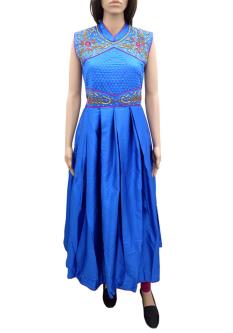Hatkay Full Length Dress For Girls