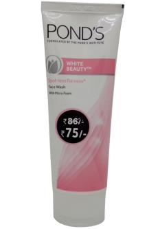 Pond`s White beauty Face Wash,50gm