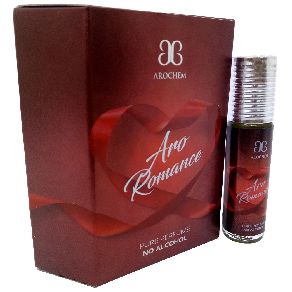 Arochem Aro Romance Concentrated Attar Free From Alcohol (6 ML)