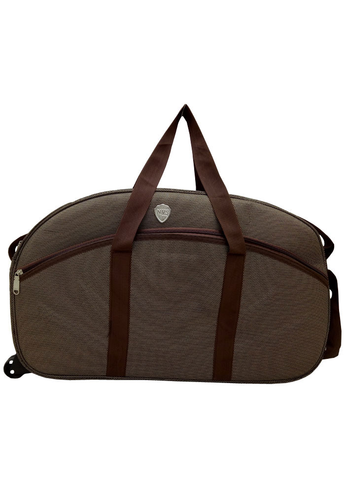 NVS Duffel Trolley Bag