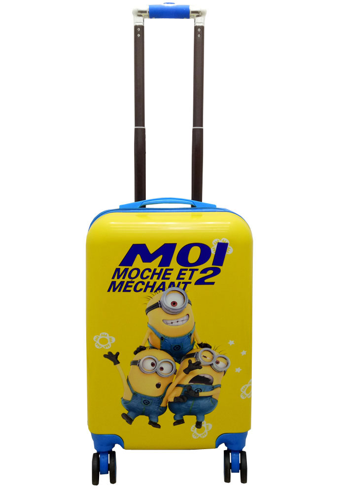 Moi 4 Wheel Suitcases Bag