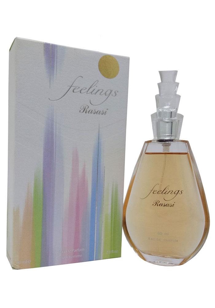 Rasasi Feelings Perfume For Women(60ml)